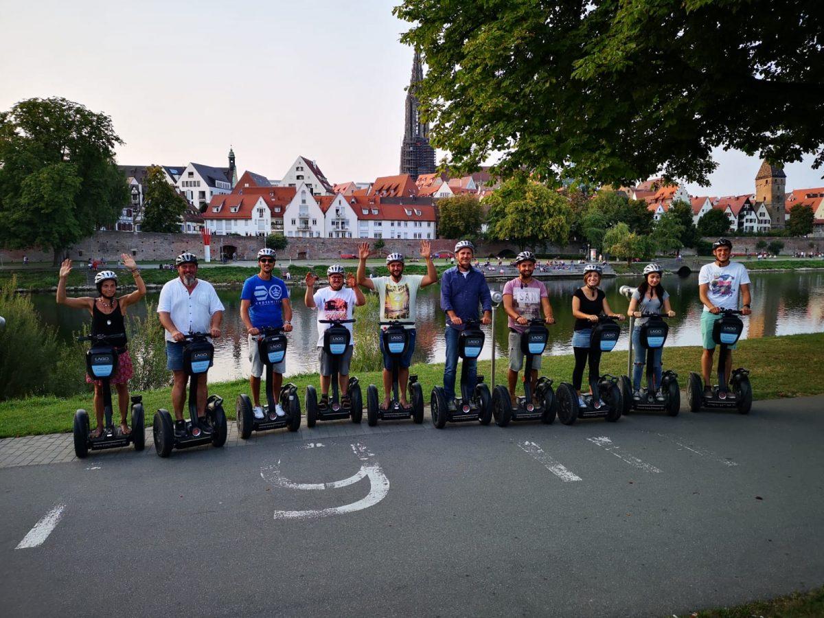 Die große Ulmer Stadt Tour