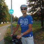 Segway Tour Ulm entlang der Donau. Segway Tour Ulm. Stadtführung Ulm