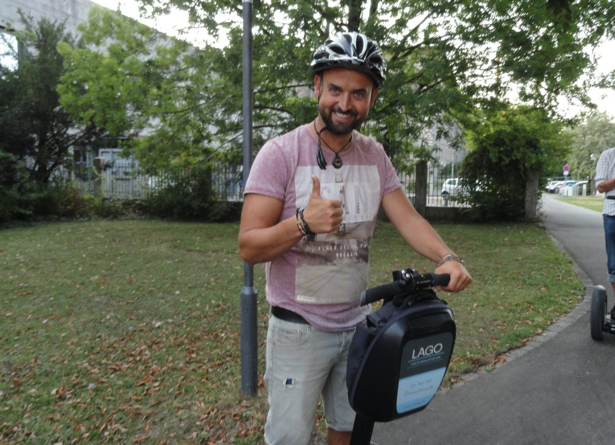 Schnupper Tour für Anfänger ab Friedrichsau