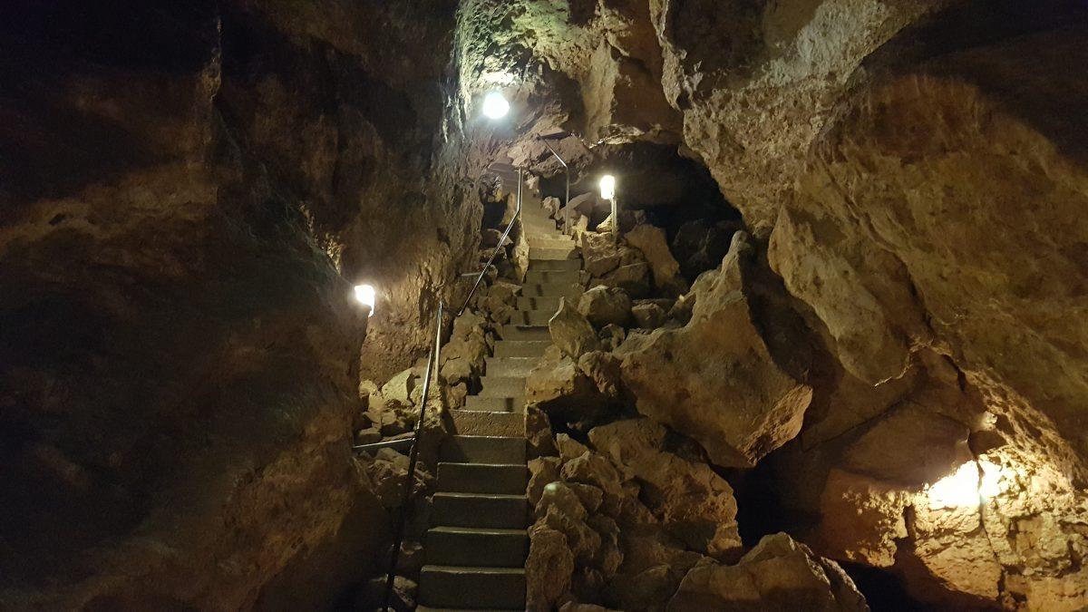 Höhlentour Laichingen ab Camping Heidehof