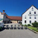 Segway Tour mit Start Bräuhaus Ummendorf. Segway Tour Biberach an der Ri0.