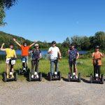 Touristen Segway Tour Biberach an der Riß, Spaß Fischerhütte Ummendorf