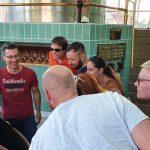 Brauereibesichtigung Bräuhaus Ummendorf nach einer Segway Tour Biberach an der Riß